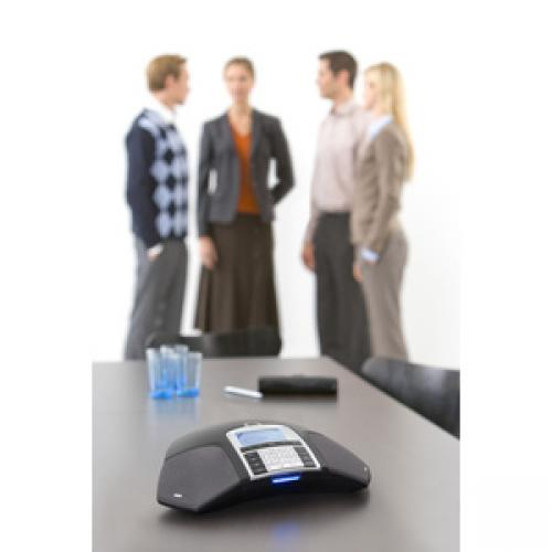 Konftel   Conference Phone   Konftel 300Wx Analog   Cordless   Includes Analog DECT Base   DECT\GAP\CAT Iq   60h Talktime   Expandable Life-Style/500