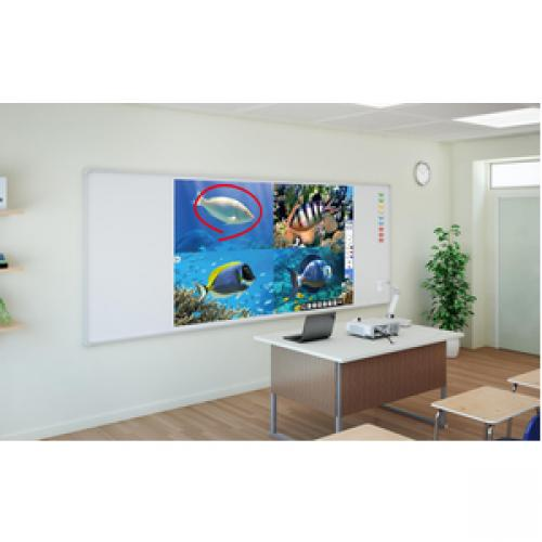 Epson PowerLite 520 Short Throw LCD Projector   4:3   White Life-Style/500