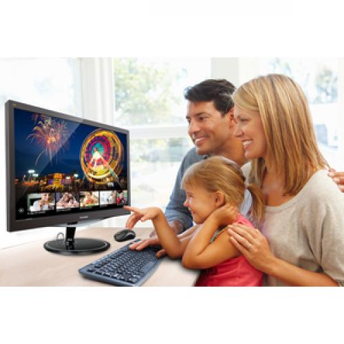 "Viewsonic VX2257 Mhd 22"" Full HD LED LCD Monitor   16:9   Black Life-Style/500"