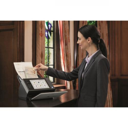 Canon ScanFront 400 Sheetfed Scanner   600 Dpi Optical Life-Style/500