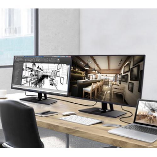 "Viewsonic VP2468 H2 24"" Full HD LED LCD Monitor   16:9   Black Life-Style/500"