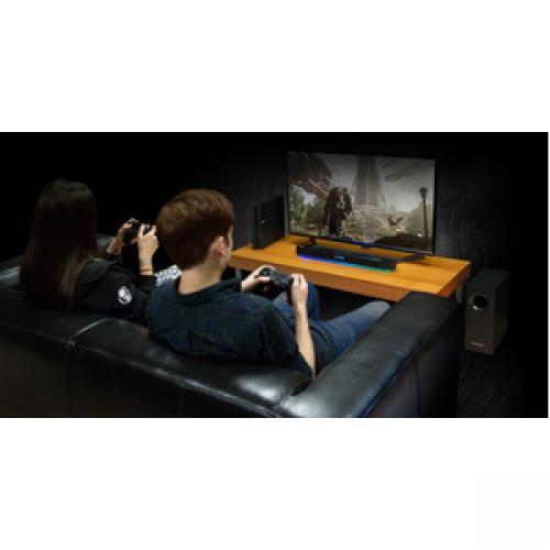 Creative Sound BlasterX Katana Multi Channel Gaming SoundBar With RGB Lighting Life-Style/500