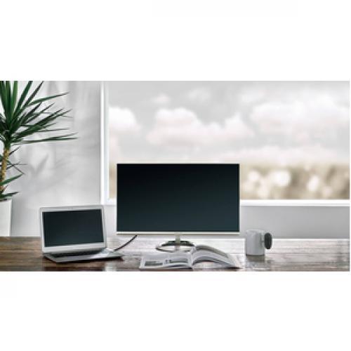 "Asus Designo MX27UC 27"" 4K UHD LED LCD Monitor   16:9   Icicle Gold, Black Life-Style/500"