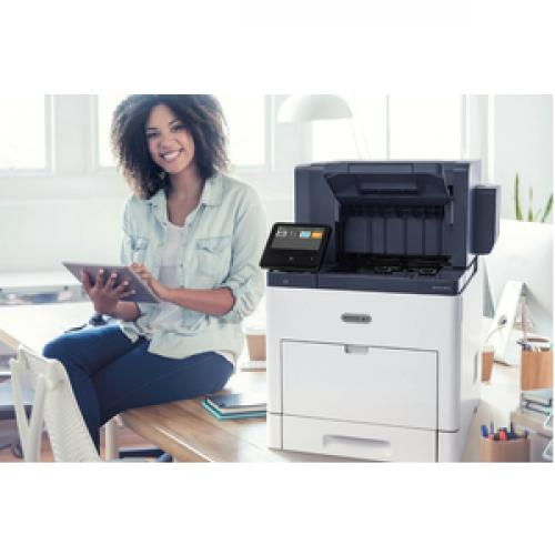 Xerox VersaLink B610/DN Desktop LED Printer   Monochrome Life-Style/500