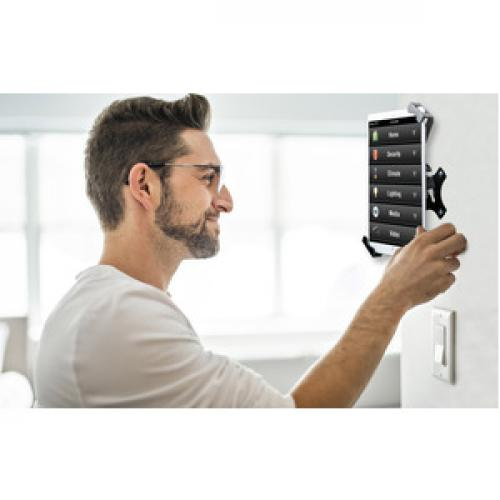CTA Digital Compact Security Wall Mount For Tablets Life-Style/500