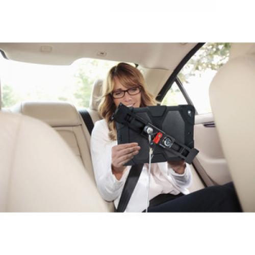 CTA Digital Multi Flex Vehicle Mount For Tablet, IPad Mini, IPad Pro, IPad Air Life-Style/500