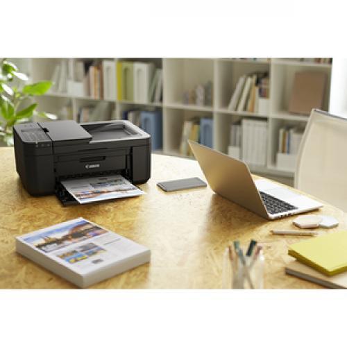 Canon PIXMA TR4520 Inkjet Multifunction Printer   Color Life-Style/500