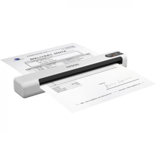 Epson DS 70 Sheetfed Scanner   600 Dpi Optical Life-Style/500