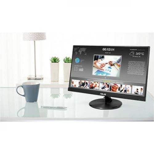 "Asus VT229H 21.5"" LCD Touchscreen Monitor   16:9   5 Ms GTG Life-Style/500"