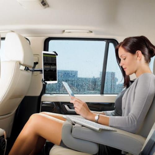 CTA Digital Vehicle Mount For Tablet, IPad Mini, IPad Air, IPad Pro Life-Style/500