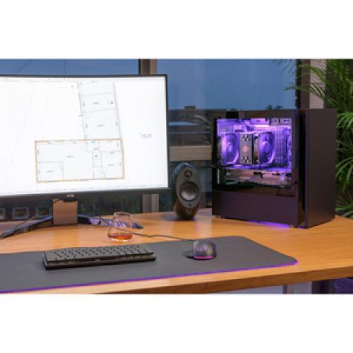 Cooler Master Silencio S400 Computer Case Life-Style/500