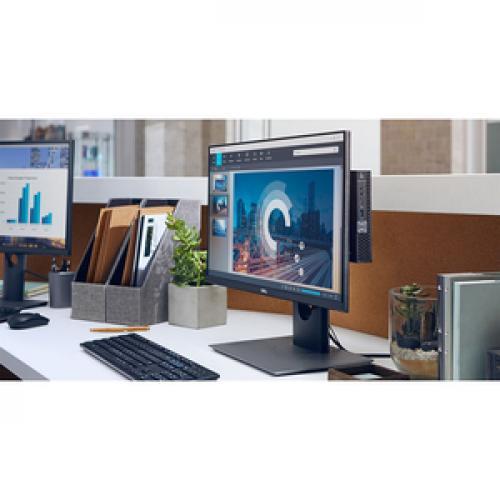 Dell OptiPlex 5000 5070 Desktop Computer   Intel Core I5 9th Gen I5 9500T 2.20 GHz   8 GB RAM DDR4 SDRAM   256 GB SSD   Micro PC Life-Style/500