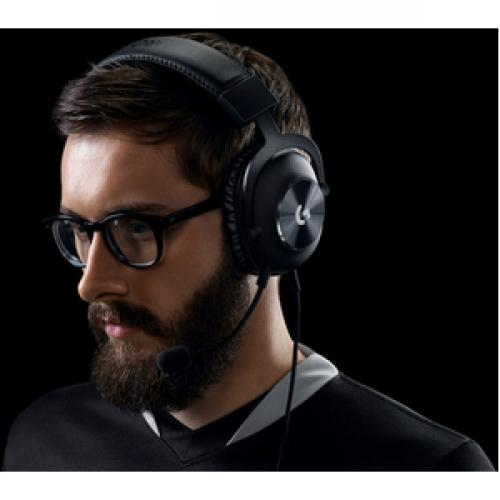 Logitech PRO X Gaming Headset With Blue Vo!ce Life-Style/500