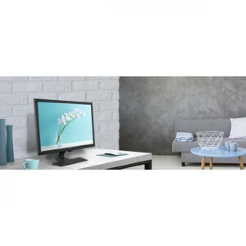 "BenQ GL2480 23.8"" Full HD WLED LCD Monitor   16:9   Black Life-Style/500"