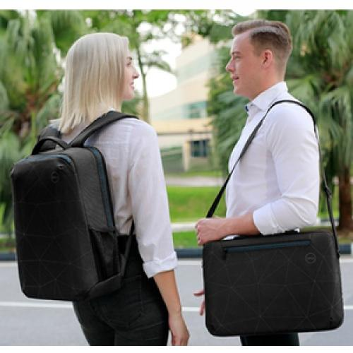 """Dell Essential ES1520C Carrying Case (Briefcase) For 15"""" To 15.6"""" Notebook   Black Life-Style/500"""