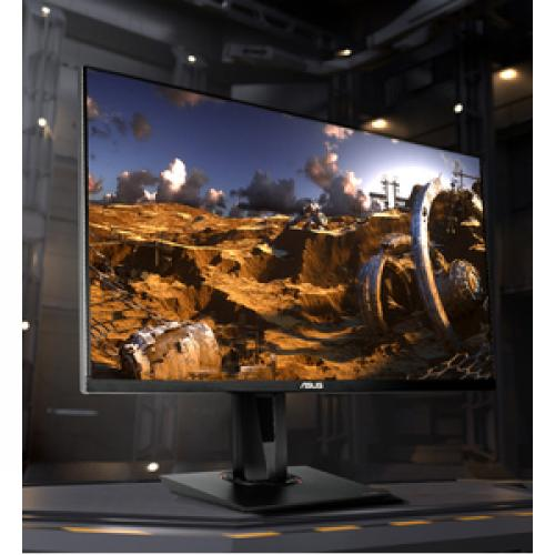 "TUF Gaming VG27AQ 27"" WQHD LED Gaming LCD Monitor   16:9   Black Life-Style/500"