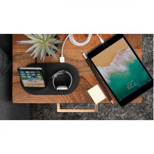 Belkin BOOST↑UP Wireless Charging Dock For IPhone + Apple Watch + USB A Port Life-Style/500