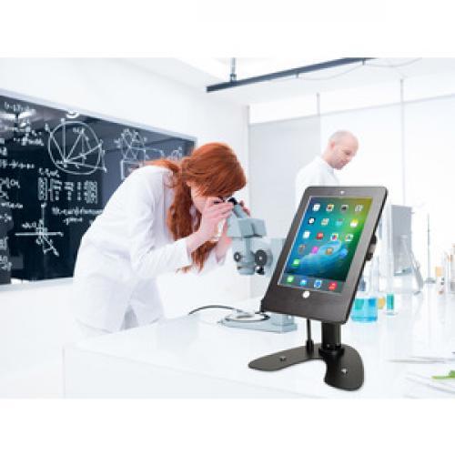 CTA Digital Desk Mount For IPad, IPad Air, IPad Pro, Card Reader Life-Style/500