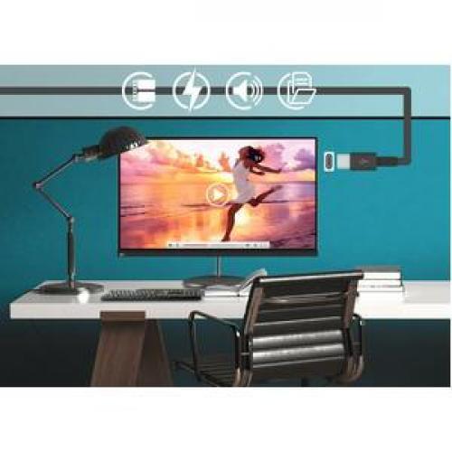 "Viewsonic VX2485 MHU 23.8"" Full HD LED LCD Monitor   16:9 Life-Style/500"