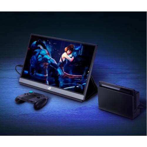 "Asus ROG Strix XG17AHPE 17.3"" Full HD Gaming LCD Monitor   16:9   Black Life-Style/500"