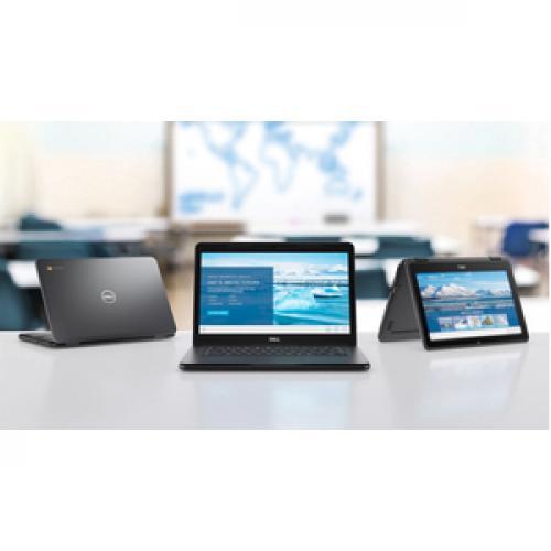 "Dell Chromebook 11 3000 3100 11.6"" Touchscreen 2 In 1 Chromebook   HD   1366 X 768   Intel Celeron N4020 Dual Core (2 Core)   4 GB RAM   32 GB Flash Memory Life-Style/500"