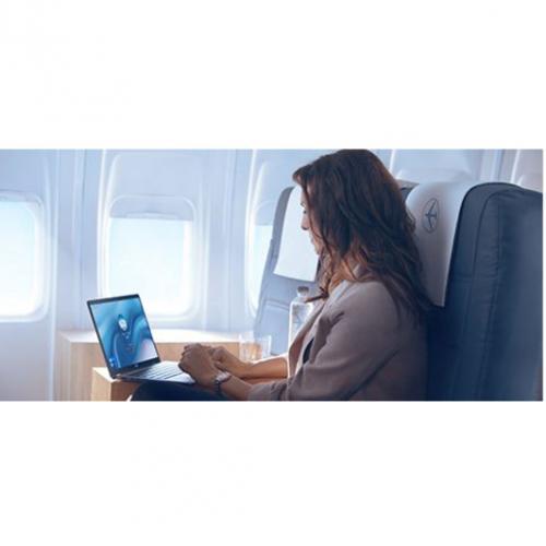 """Dell Latitude 7000 7410 14"""" Touchscreen 2 In 1 Notebook   Full HD   1920 X 1080   Intel Core I7 (10th Gen) I7 10610U Quad Core (4 Core) 1.80 GHz   16 GB RAM   256 GB SSD   Aluminum Titan Gray Life-Style/500"""