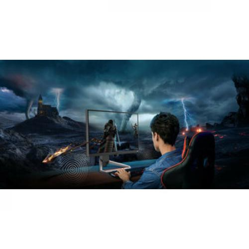 "BenQ MOBIUZ EX2510 24.5"" Full HD LED Gaming LCD Monitor   16:9   Dark Gray, Black Life-Style/500"