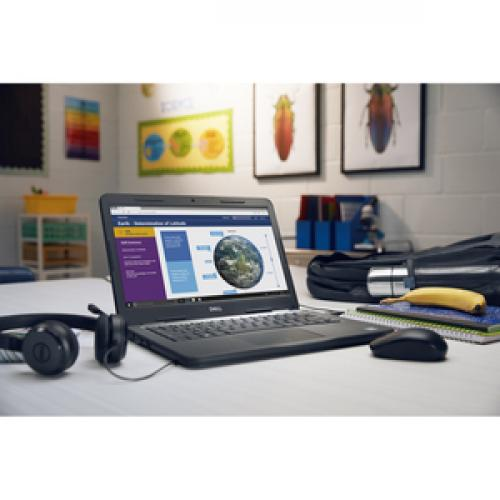 "Dell Latitude 3000 3310 13.3"" Notebook   HD   1366 X 768   Intel Core I3 (8th Gen) I3 8145U Dual Core (2 Core) 2.10 GHz   4 GB RAM   128 GB SSD Life-Style/500"