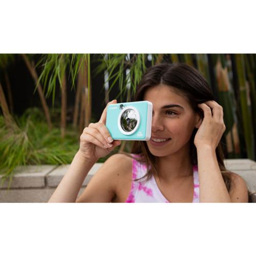 Canon IVY CLIQ 5 Megapixel Instant Digital Camera   Turquoise Life-Style/500