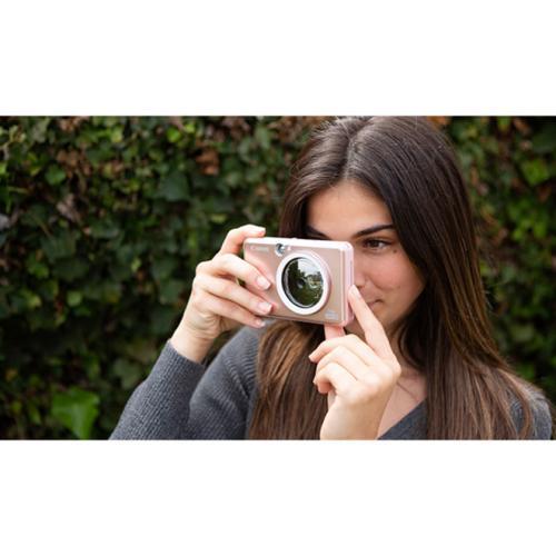 Canon IVY CLIQ+2 8 Megapixel Instant Digital Camera   Rose Gold Life-Style/500