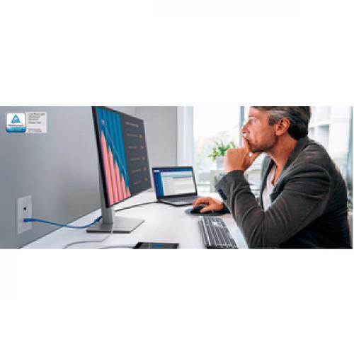 "Dell UltraSharp U2421E 23.8"" LCD Monitor Life-Style/500"