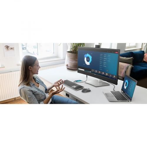 """Dell C3422WE 34.1"""" WQHD Curved Screen Edge WLED LCD Monitor   21:9   Platinum Silver Life-Style/500"""