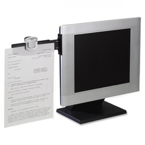 3M Monitor Mount Document Clip Life-Style/500
