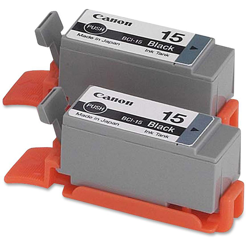 Canon BCI 15 Original Ink Cartridge Out-of-Package/500