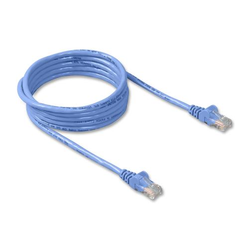 Belkin RJ45 CAT5e Snagless Patch Cable Out-of-Package/500