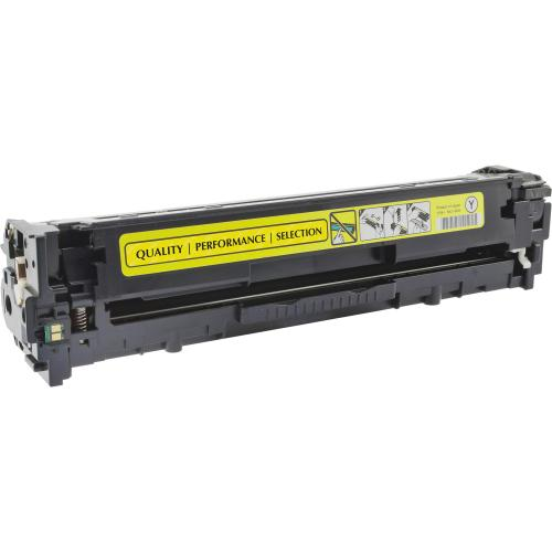HP 128A | CE322A | Toner Cartridge | Yellow | Works With HP LaserJet Pro CM1415, CP1525 Out-of-Package/500