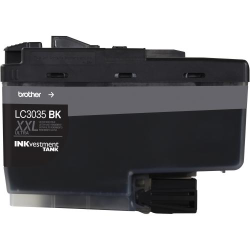 LC3035BK BLACK INK CARTRIDGE F/ MFC J995DW MFC J995DWXL ULTRA HY Out-of-Package/500