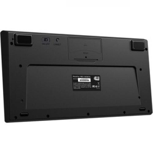 Adesso WKB 3100UB Wireless Keyboard Rear/500