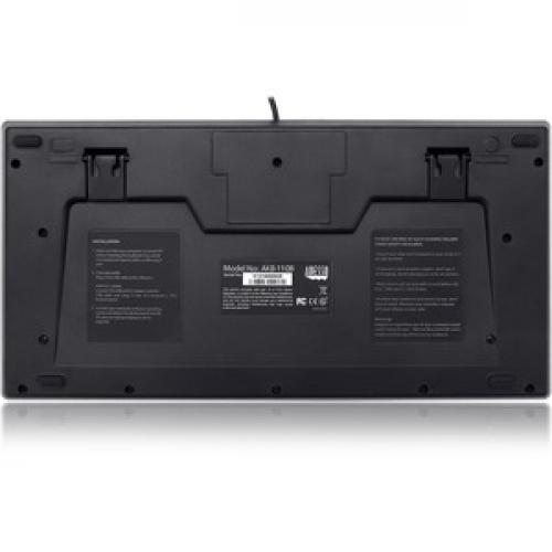 Adesso EasyTouch AKB 110B Mini Keyboard Rear/500