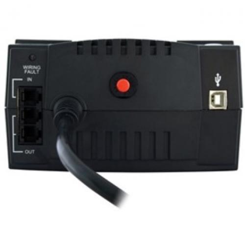 CyberPower Standby CP425SLG 425 VA Desktop UPS Rear/500