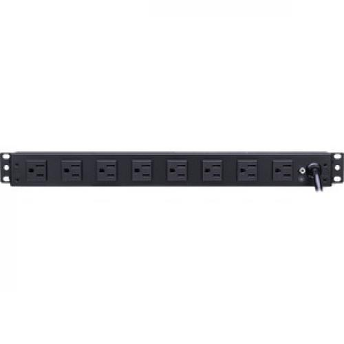 CyberPower Basic PDU15B8R 8 Outlets PDU Rear/500