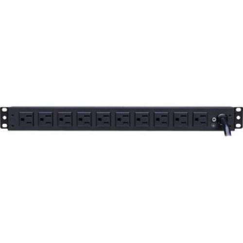 CyberPower Basic PDU15B10R 10 Outlets PDU Rear/500