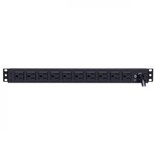CyberPower Metered PDU15M2F10R 12 Outlets PDU Rear/500