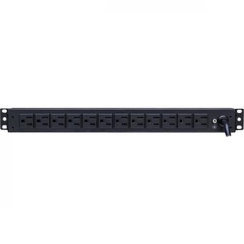 CyberPower Metered PDU15M2F12R 14 Outlets PDU Rear/500