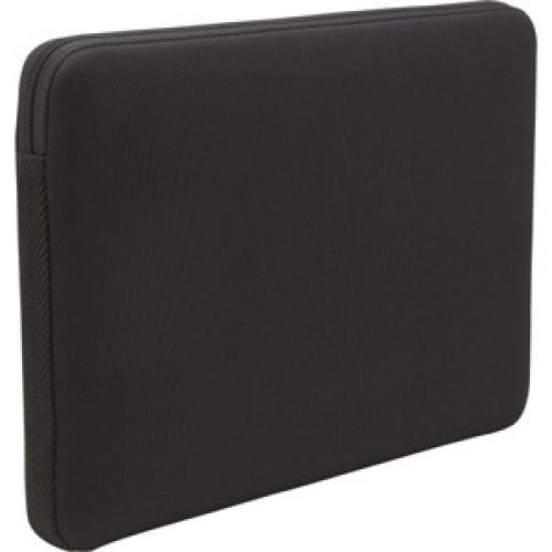"""Case Logic LAPS 113 Carrying Case (Sleeve) For 13.3"""" Notebook   Black Rear/500"""