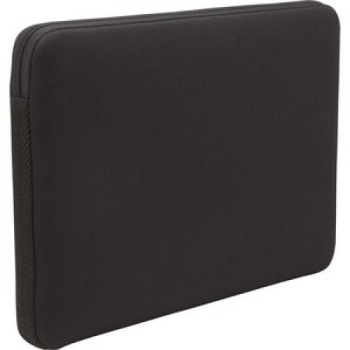 """Case Logic LAPS 114 Carrying Case (Sleeve) For 14"""" Notebook   Black Rear/500"""
