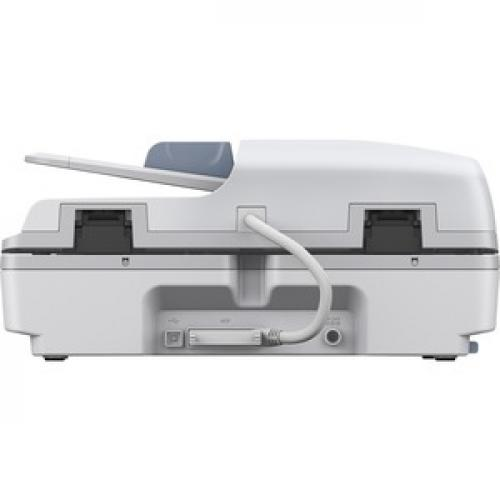 Epson WorkForce DS 6500 Flatbed Scanner   1200 Dpi Optical Rear/500