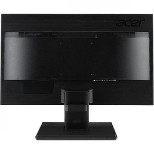 "Acer V246HL 24"" LED LCD Monitor   16:9   5ms   Free 3 Year Warranty Rear/500"