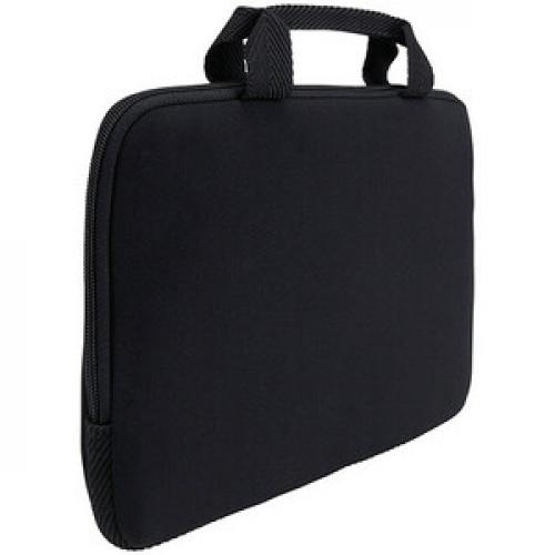 "Case Logic TNEO 110 Carrying Case (Attaché) For 10"" To 10.1"" IPad   Black Rear/500"