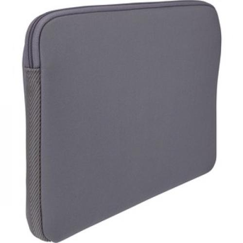 "Case Logic LAPS 113 Carrying Case (Sleeve) For 13.3"" MacBook   Graphite Rear/500"